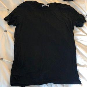 Zara Black T Shirt